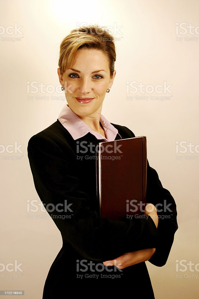 Business Woman 01 royalty-free stock photo