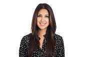 istock Business Woman Headshot Portrait 465479132