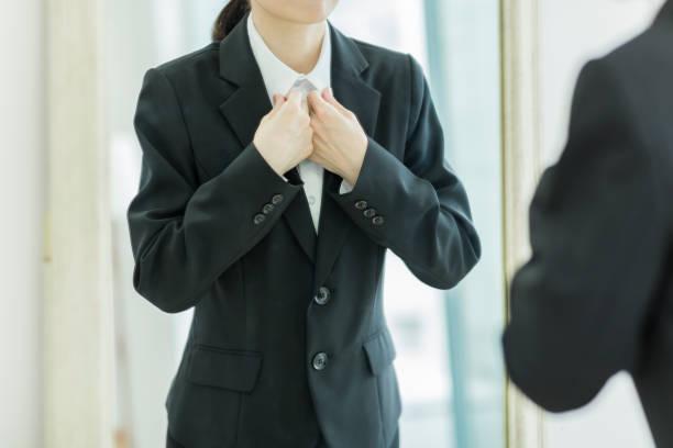 ビジネス女性 - 出勤 ストックフォトと画像