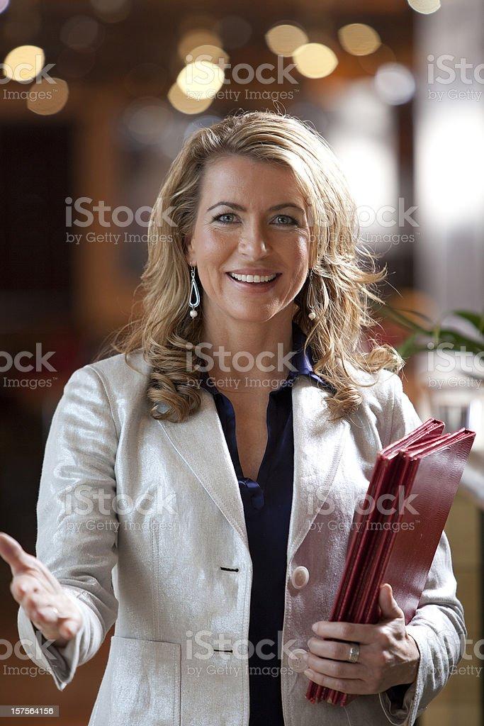 Business woman  40-44 Years Stock Photo