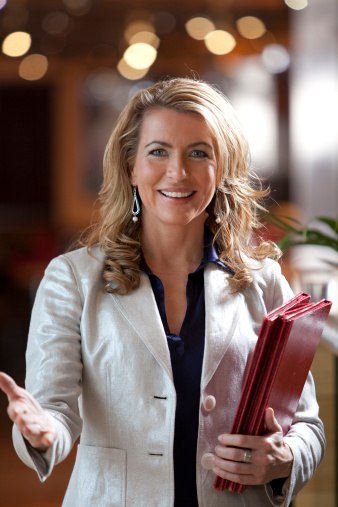 Business Woman Stock Photo - Download Image Now