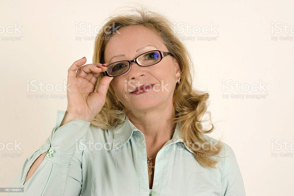 Business Woman! stock photo