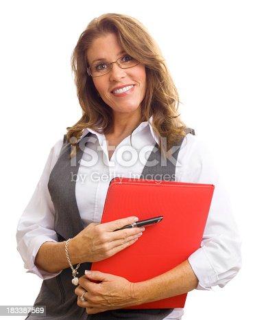 istock Business Woman 183387569