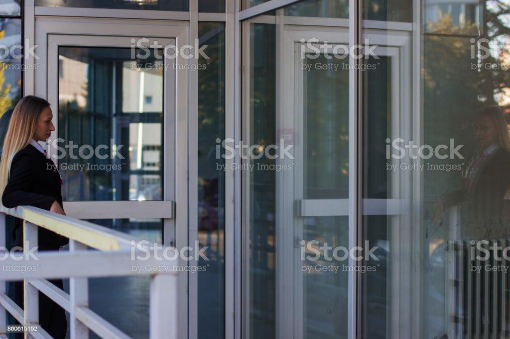 Mujer de negocios  - foto de stock