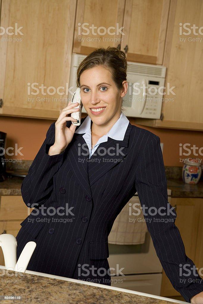 Business Woman royalty free stockfoto