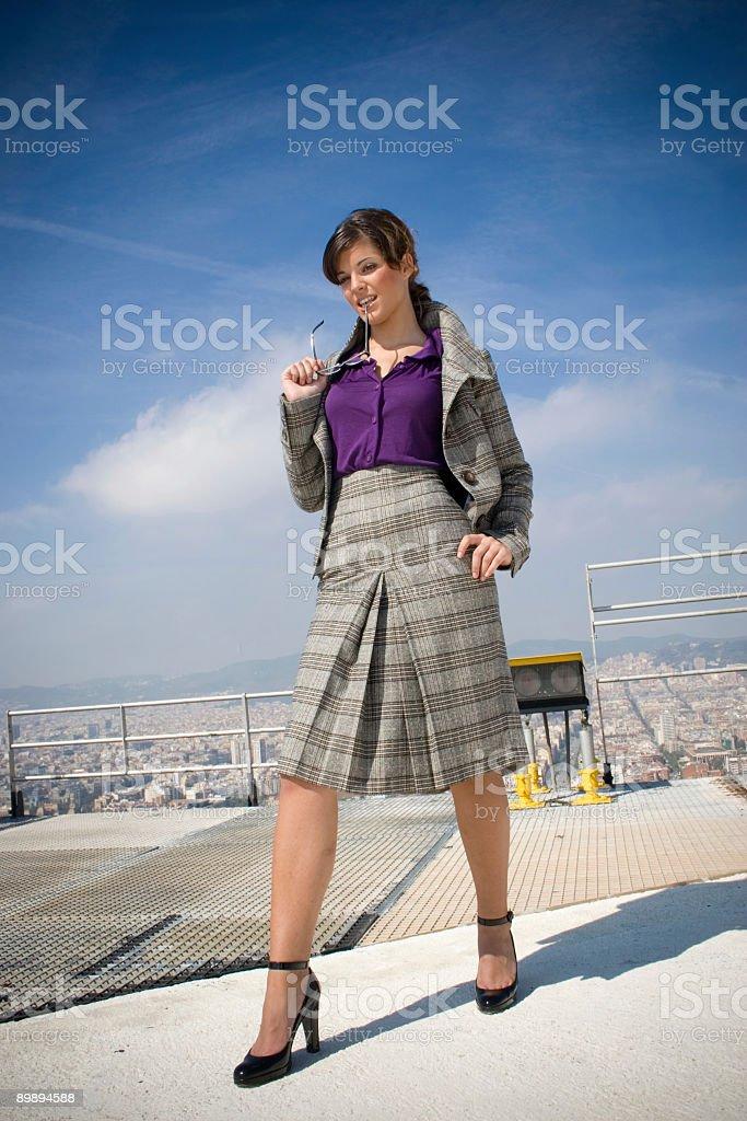 Бизнес женщина Стоковые фото Стоковая фотография