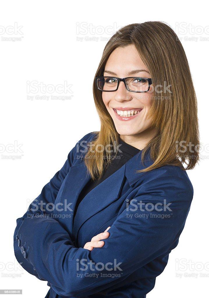 비즈니스 여성 royalty-free 스톡 사진