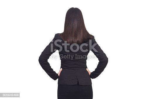 637102874istockphoto Business Woman standing 505646466