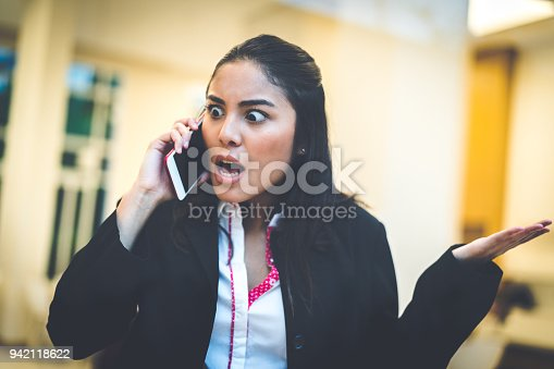 Asian business woman