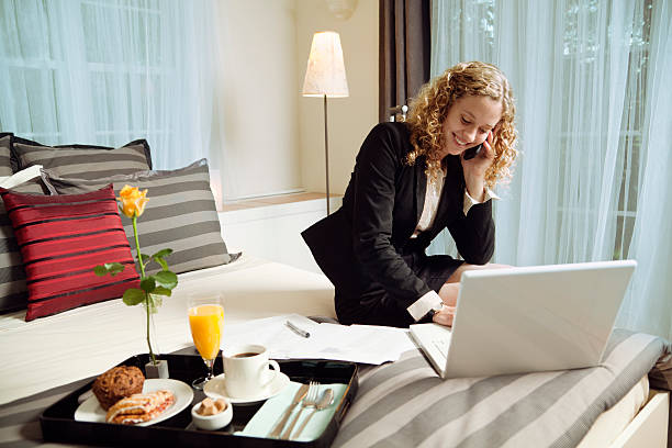 Business woman traveler working in hotel with wifi and laptop picture id157605630?b=1&k=6&m=157605630&s=612x612&w=0&h=x2nwbw4t83rvqlmt8zvtr s8jds3pdfx5av1xwmldg8=