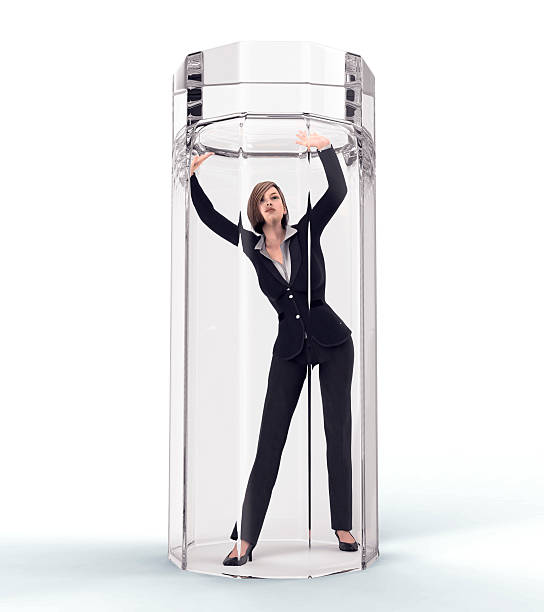 Breaking Glass Ceiling Stock Photos, Pictures & Royalty ...