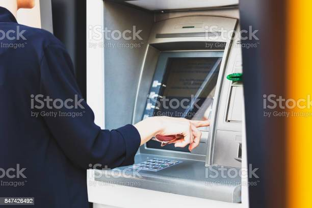 Business woman withdrawing money from atm picture id847426492?b=1&k=6&m=847426492&s=612x612&h=andlqbdhx8f0oairptjqbxd puu9tetyjxfdjgfhov8=