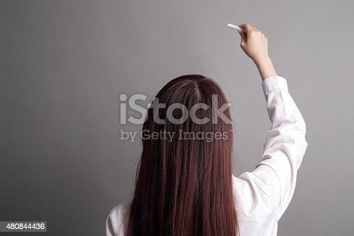 istock business woman writing 480844436