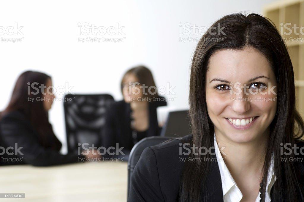 business women royalty-free stock photo
