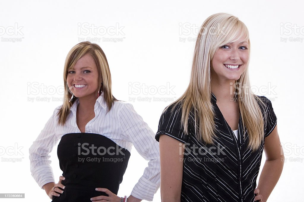 business women royalty-free stock photo