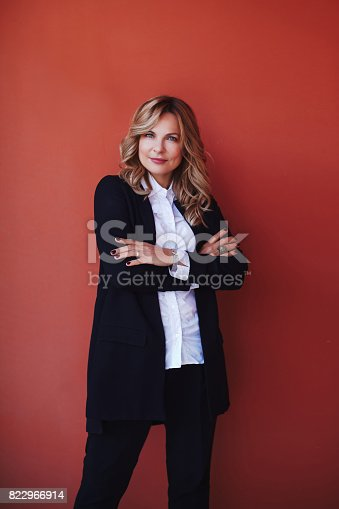 Business Women Powerful Portrait Stock Photo More Pictures Of