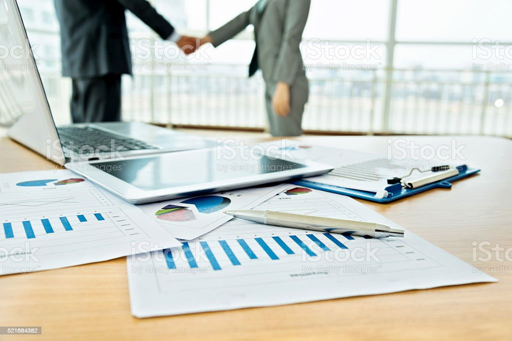Business work stock photo