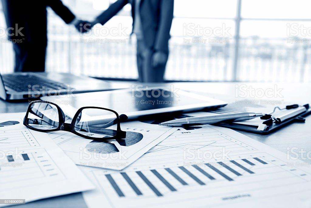 Business work stock photo