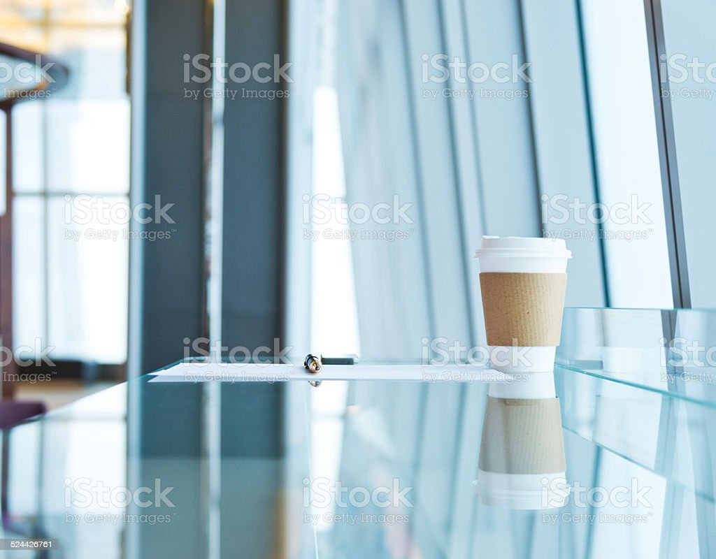 business writing stock photo