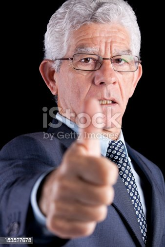istock Businessman agreement 153527678