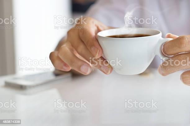 Businessman and a cup of coffee in hand blank text picture id483874338?b=1&k=6&m=483874338&s=612x612&h=0fjmlaymqtqojrtgja4bud4qmhth0mw2bsglnu8sxgw=