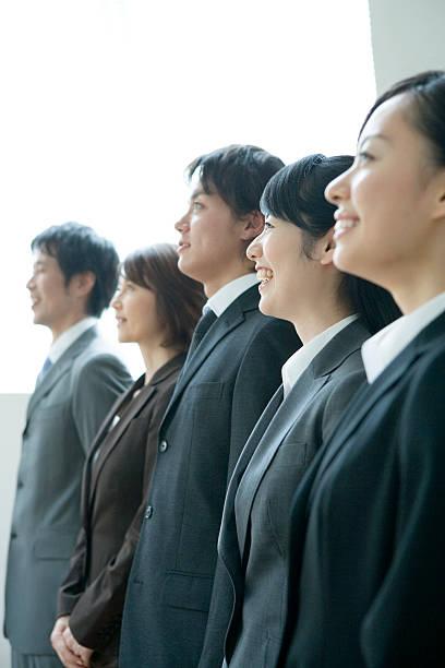 ビジネスマンやビジネスの女性 ストックフォト