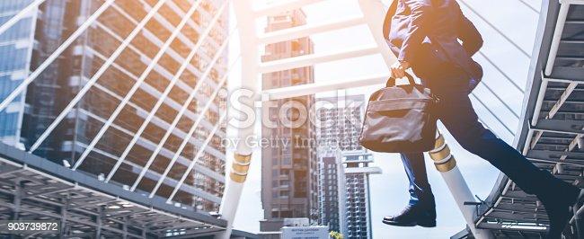 istock Businessman career 903739872
