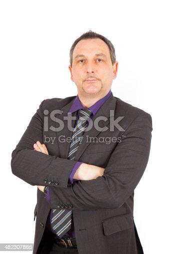 179607668istockphoto Businessman doing different poses 482307865