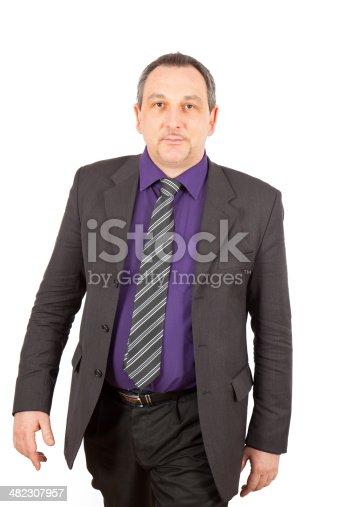 179607668istockphoto Businessman doing different poses 482307957