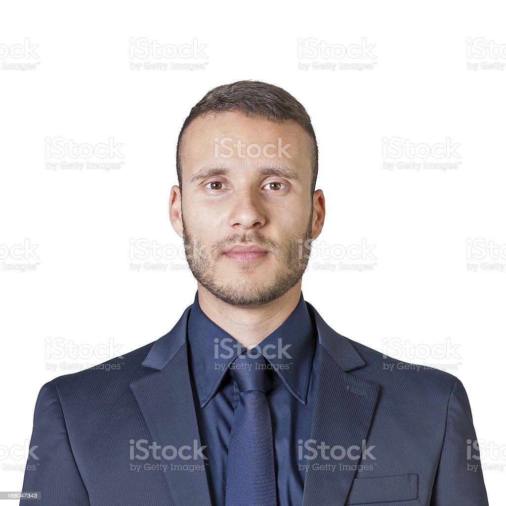 Geschäftsmann expressions – Foto