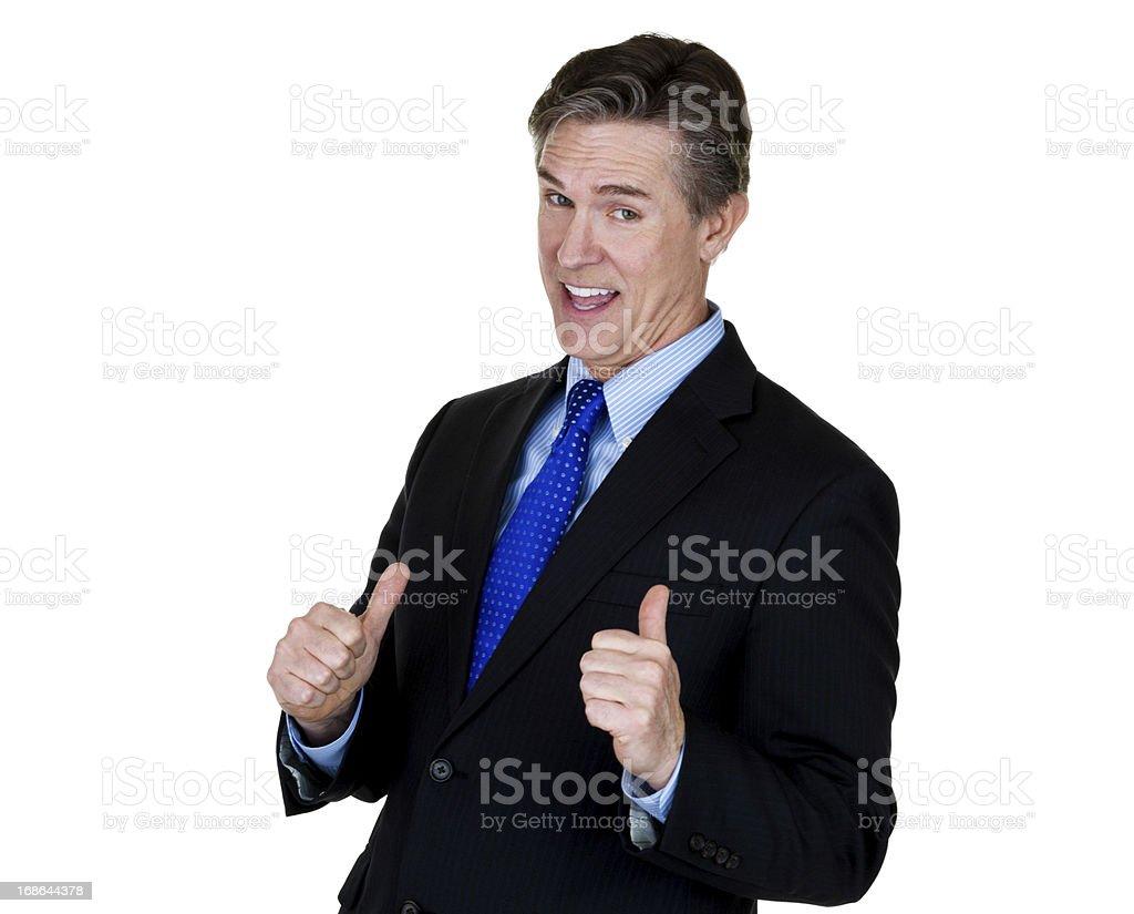 Geschäftsmann Gestikulieren dieser Kerl – Foto