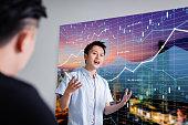 Global Business Creativity Ideas Technology Concept