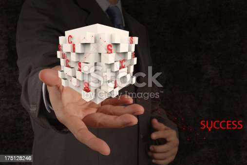 istock businessman hand shows box of business success chart 175128246