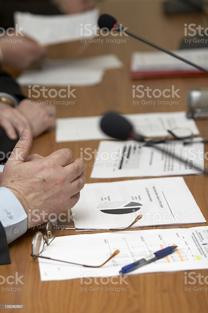 businessman hands meeting royalty-free stock photo