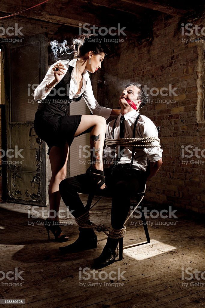 Businessman Hostage Stock Photo Amp More Pictures Of Adult