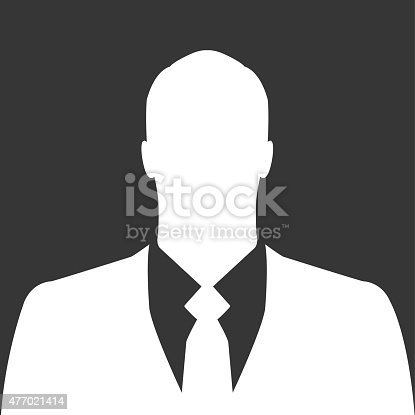 istock Businessman icon as avatar or default profile picture 477021414