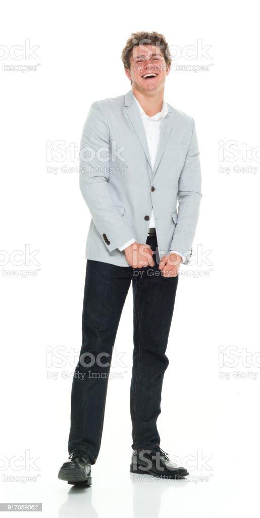 meet 29c4c 3c1db Geschäftsmann In Elegantlegere Kleidung Stockfoto und mehr ...