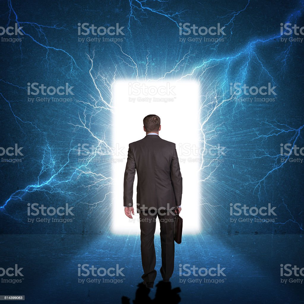 Image result for pictures of stepping through a door