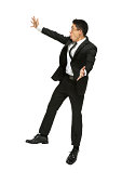 Businessman jumping in excitementhttp://www.twodozendesign.info/i/1.png