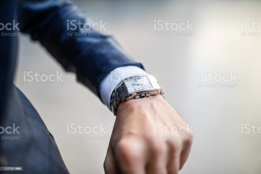 Hacker Looking For Information Isolated Stock Photo