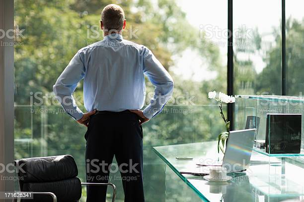 Businessman looking out office window picture id171628341?b=1&k=6&m=171628341&s=612x612&h=vj h9gc 7hl50mej1wet61n1njxup50dzpcxr7g0xga=