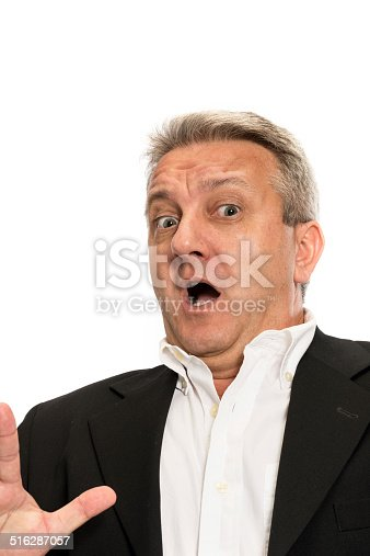 805011368 istock photo Businessman making a stop gesture 516287057
