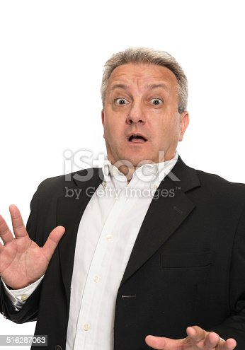 805011368 istock photo Businessman making a stop gesture 516287063