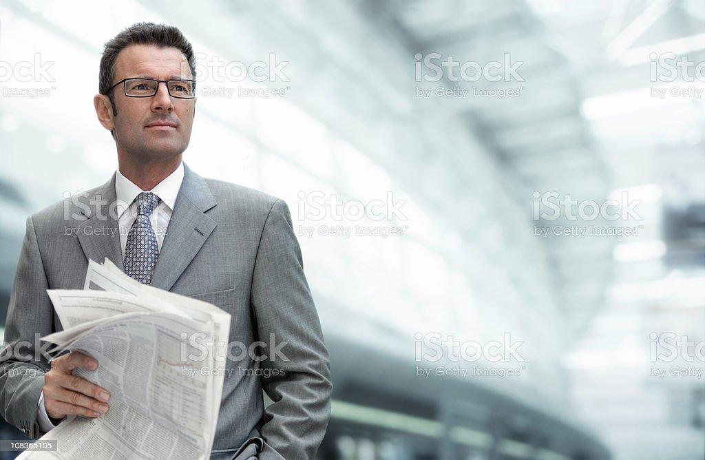 Geschäftsmann - Lizenzfrei Anzug Stock-Foto