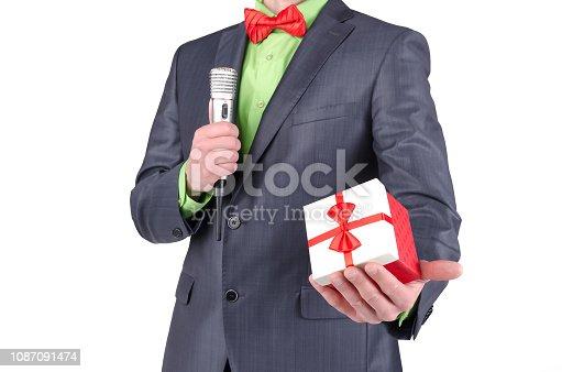 istock Businessman. 1087091474