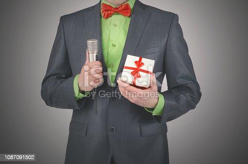 istock Businessman. 1087091502
