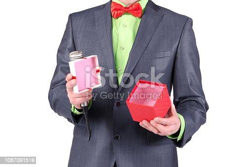istock Businessman. 1087091516