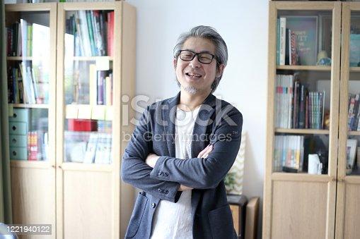 960195072 istock photo Businessman 1221940122