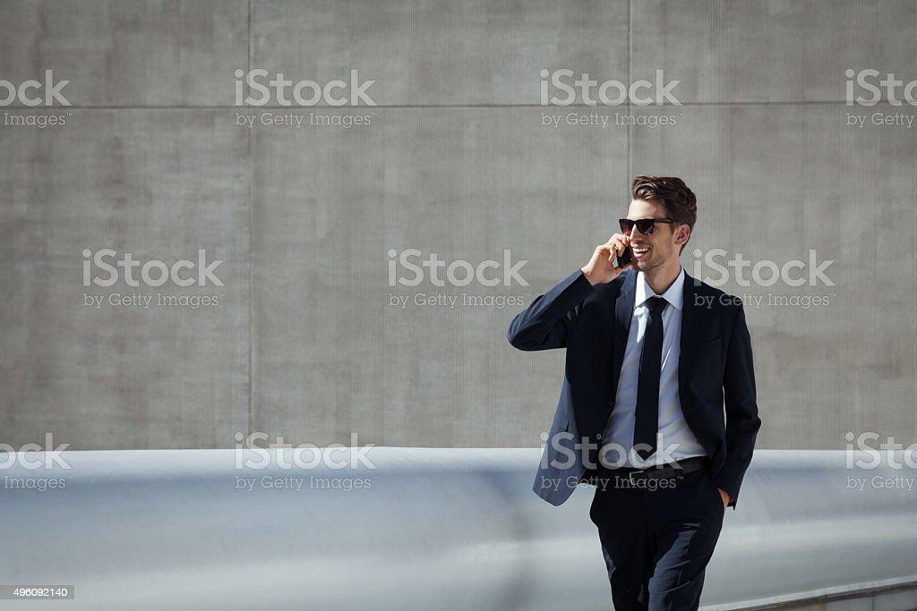 Geschäftsmann - Lizenzfrei 2015 Stock-Foto