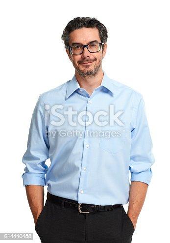 istock Businessman. 614440458
